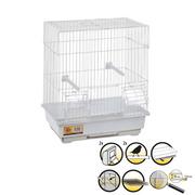Продам б/у клетку для птиц (волнистых попугаев)